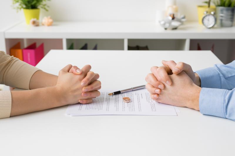 Sporazumni razvod