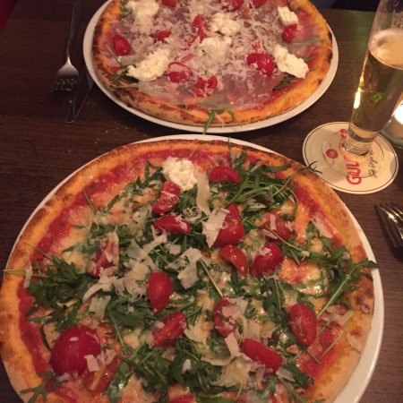 Amsterdam pizza
